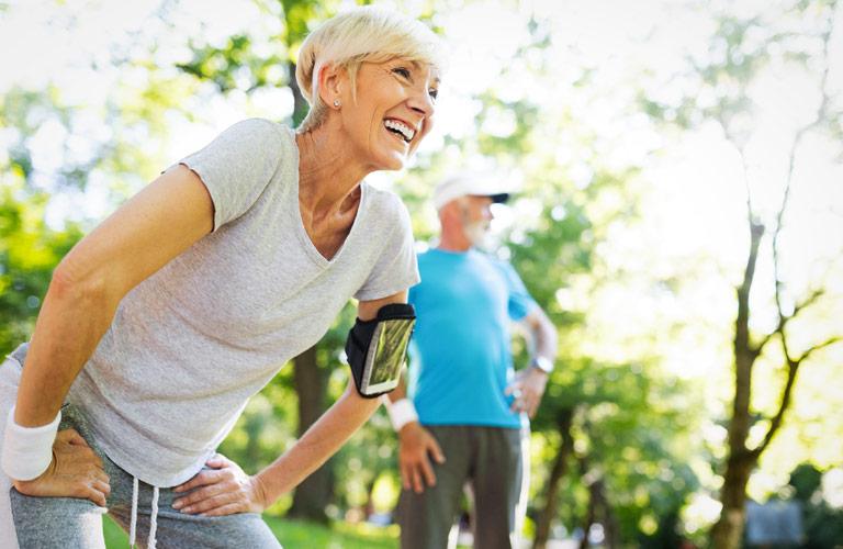 sport détente senior
