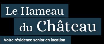 Logo Le Hameau du chateau résidence loisirs